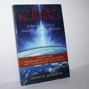 NWT The Book of Beginnings Morris Genesis Volume 3